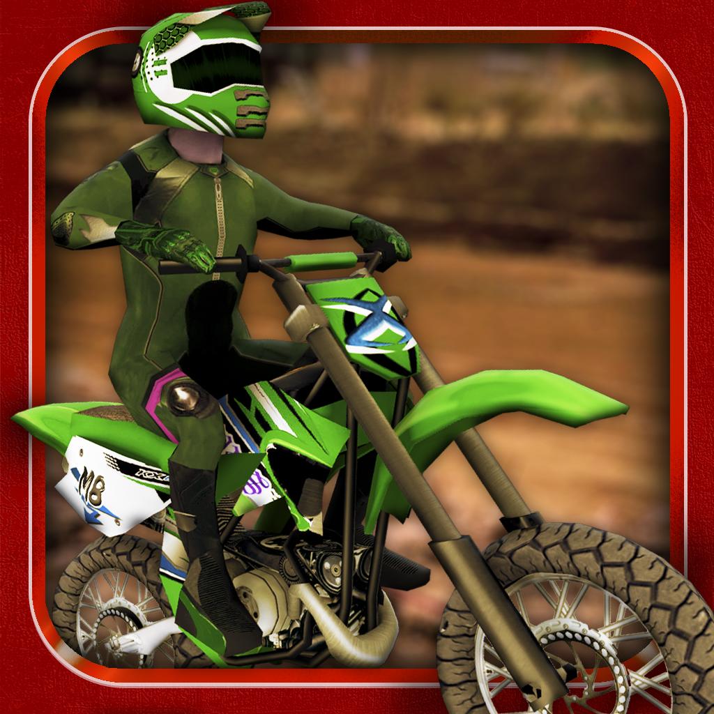 MX Байк Гонки на мотоциклах - лучший эндуро мотокросс игра